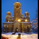 Serbia Belgrade Churches